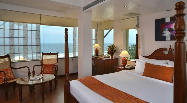hôtel de luxe kerala